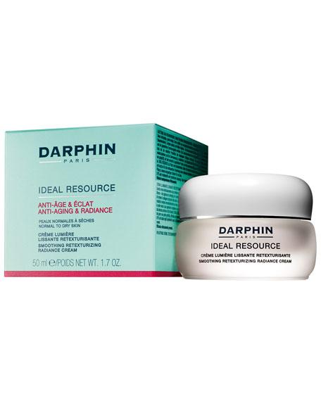 Darphin Ideal Resource Smoothing Retexturizing Radiance Cream, 1.7 oz./ 50 mL
