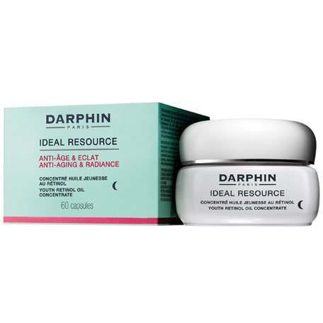 Darphin Ideal Resource Youth Retinol Oil Concentrate, 1.7 oz./ 50 mL