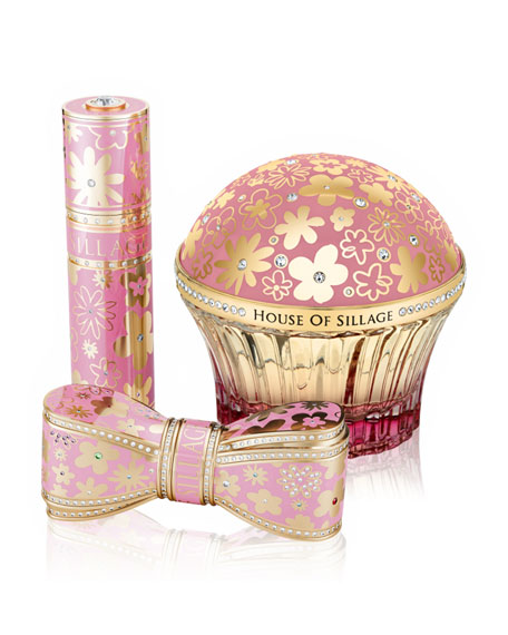 House of Sillage Limited Edition Whispers of Admiration Travel Case