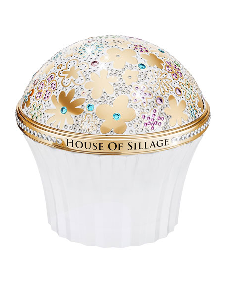 House of Sillage Limited Edition Whispers of Truth Parfum, 2.5 oz./ 75 mL