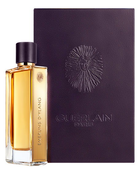 Guerlain Art of Materials Embruns d'Ylang Eau de Parfum, 2.5 oz./ 74 mL