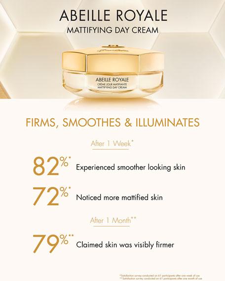 Guerlain Abeille Royale Mattifying Day Cream, 1.7 oz./ 50 mL