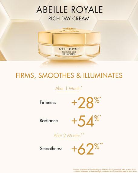 Guerlain Abeille Royale Rich Day Cream, 1.7 oz./ 50 mL