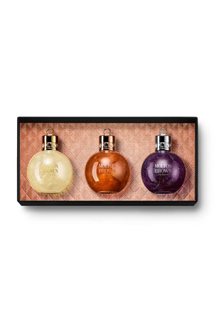 Molton Brown 3 x 2.5 oz. Festive Bauble Gift Set