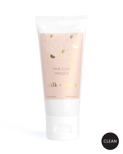 Pink Clay Masque, 2 oz / 60 ml