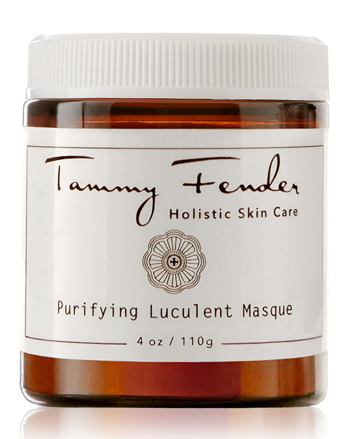 Tammy Fender Holistic Skin Care Purifying Luculent Masque, 4 oz.