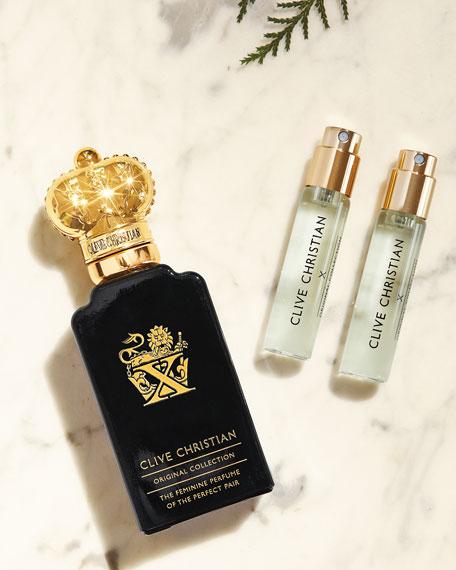 Clive Christian X Feminine Perfume Gift Set