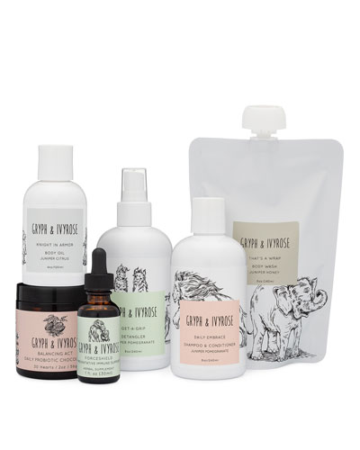 Full Coverage Body Care Bundle For Kids