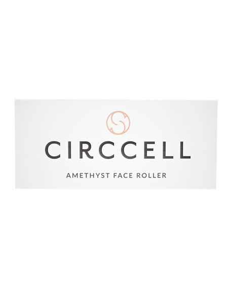Circcell Skincare Amethyst Face Roller