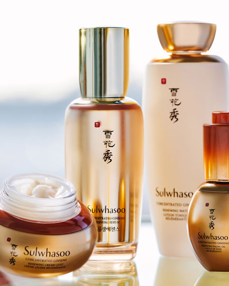 Sulwhasoo Concentrated Ginseng Renewing Cream Light, 2 oz./ 60 mL