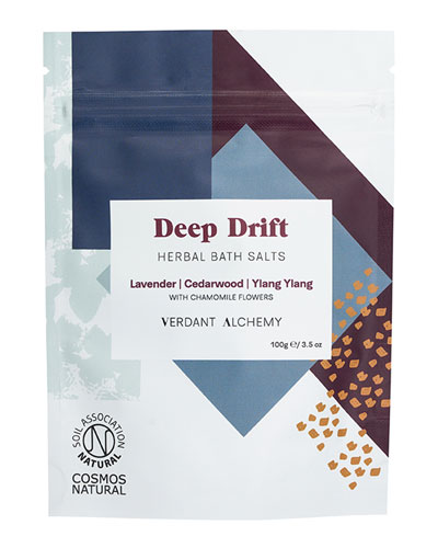 Drift Off Mineral Bath Salts  3.5 oz. / 100 mg