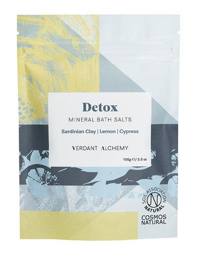 Detox Mineral Bath Salts  3.5 oz. / 100 mg