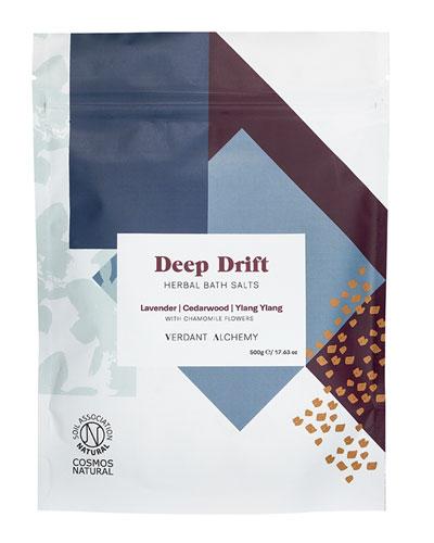 Deep Drift  Bath Salts  17.6 oz. / 500 mg