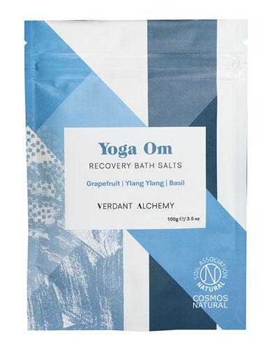 Yoga Om Recovery Bath Salts  3.5 oz. / 100 mg