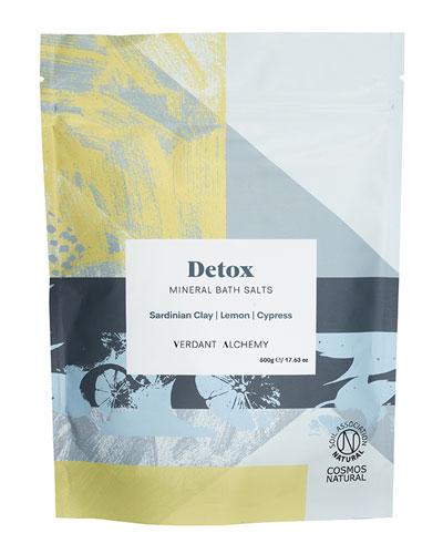 Detox Bath Salts  17.6 oz. / 500 mg