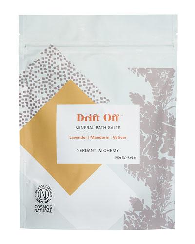 Drift Off Bath Salts  17.6 oz. / 500 mg