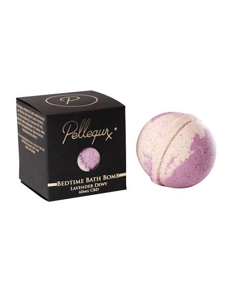 Pellequr Bedtime Bath Bomb, Lavender