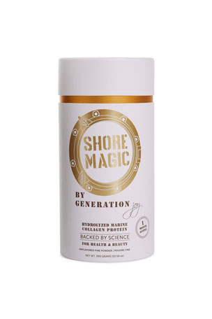 Shore Magic Premium Marine Collagen Powder, 1-Month Supply