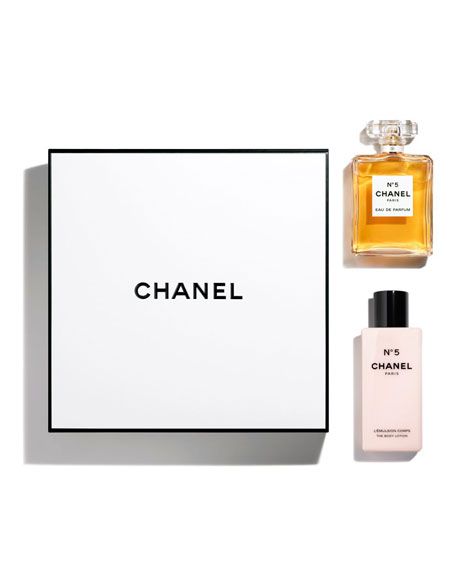 CHANEL <b>N&#1765</b><br>Body Lotion Set