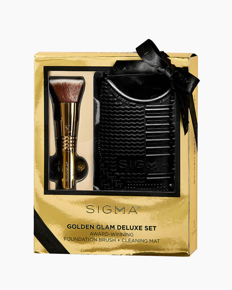 Image 1 of 3: Golden Glam Deluxe Set
