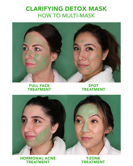 Image 4 of 4: Lancer Clarifying Detox Mask