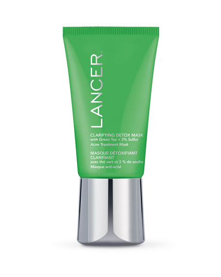 Image 1 of 4: Lancer Clarifying Detox Mask