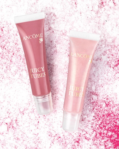 Lancome <b>Juicy Tubes</b><br>JUICY LIPS DUO<br>(A $38 Value)