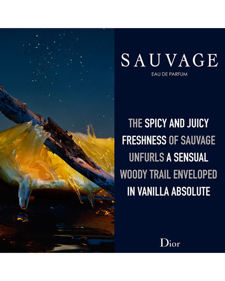 Dior Sauvage Eau de Parfum 2pc Holiday Gift Set