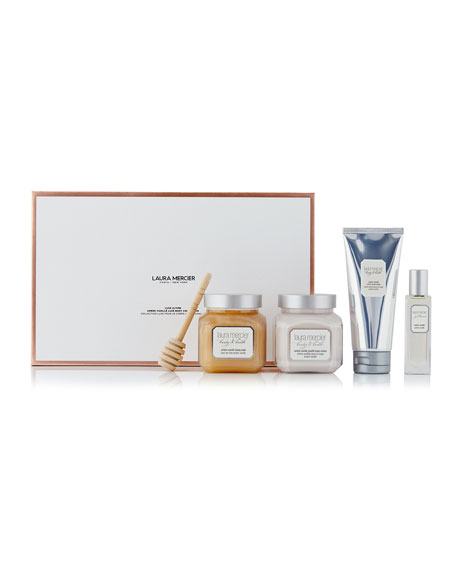 Laura Mercier Luxe Ultime Ambre Vanille Luxe Body Collection
