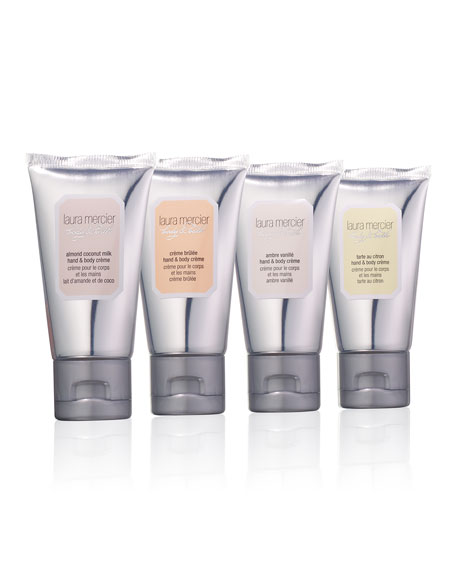 Laura Mercier <b>Tres Riche</b><br>Hand & Body Cr&#232me Collection