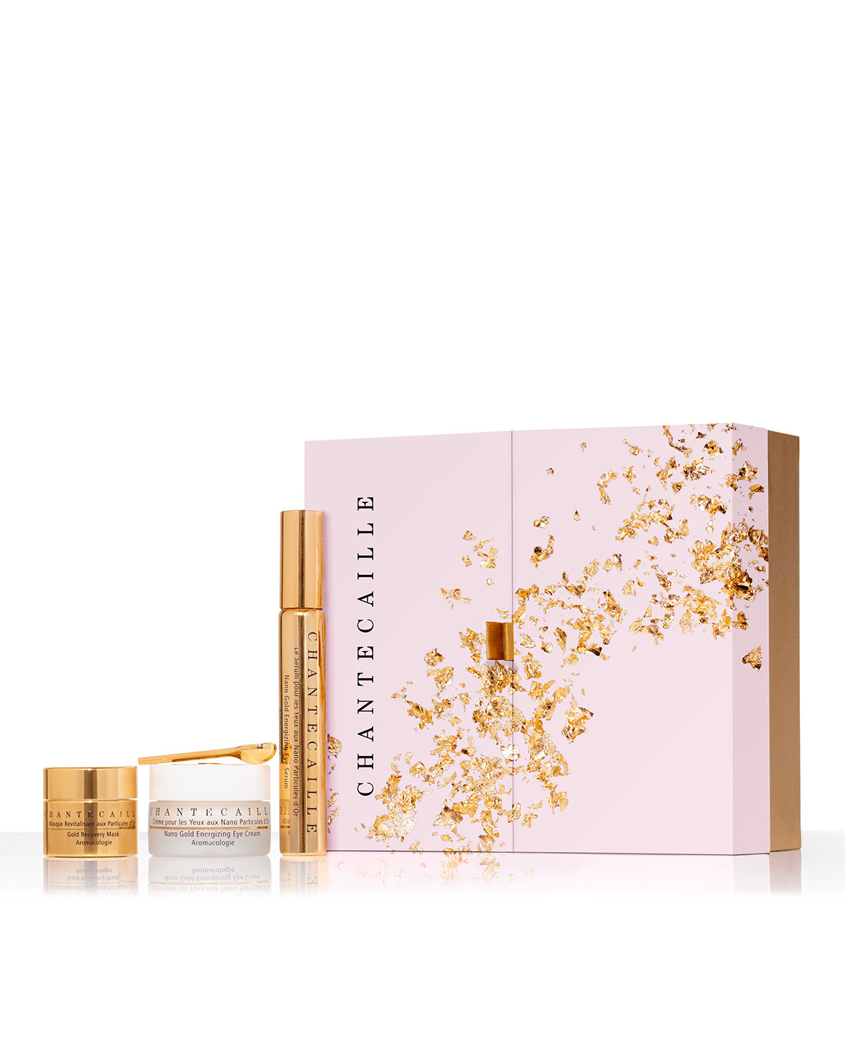 Chantecaille Radiance Firming Essentials: Gold