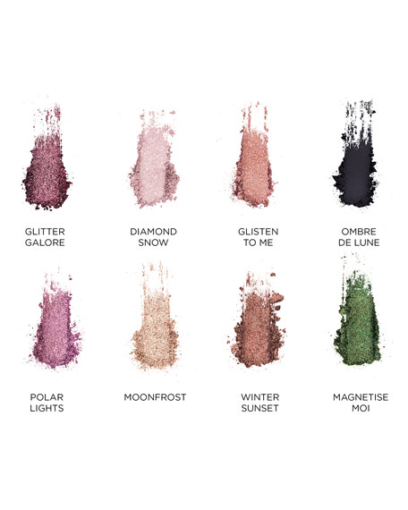 Lancome Color Design Eyeshadow Palette with Mini Primer - Holiday 2019 Edition