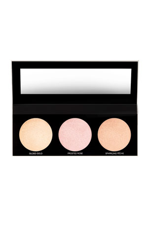 Lancome Dual Finish Highlighter Palette - Holiday Edition