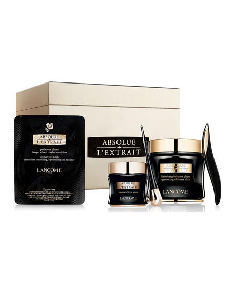 Lancome Absolue L'Extrait Ultimate Rejuvenating Collection ($625.00 Value*)