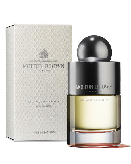 Image 1 of 2: Molton Brown 3.3 oz. Re-Charge Black Pepper Eau de Toilette