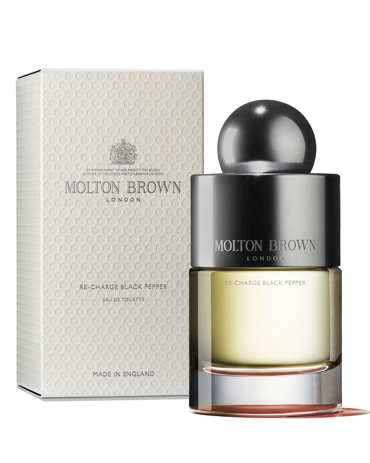 Molton Brown 3.3 oz. Re-Charge Black Pepper Eau de Toilette