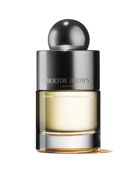 Image 2 of 2: Molton Brown 3.3 oz. Mesmerising Oudh Accord & Gold Eau de Toilette