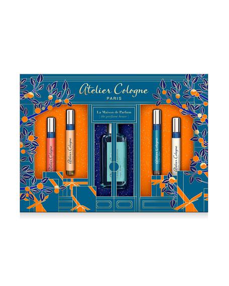 Atelier Cologne La Maison De Parfum Set