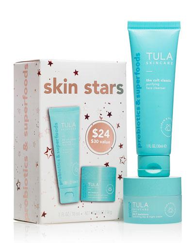 Skin Stars Stocking Stuffer  $30 Value