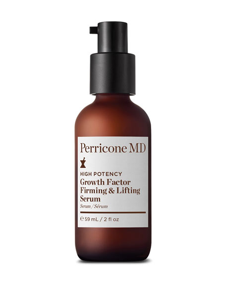Perricone MD High Potency Growth Factor Firming & Lifting Serum, 2 oz./ 59 mL