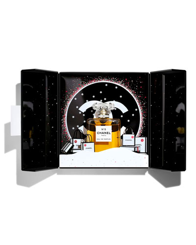 N°5 Eau de Parfum Holiday Theater Coffret, 3.4 oz.