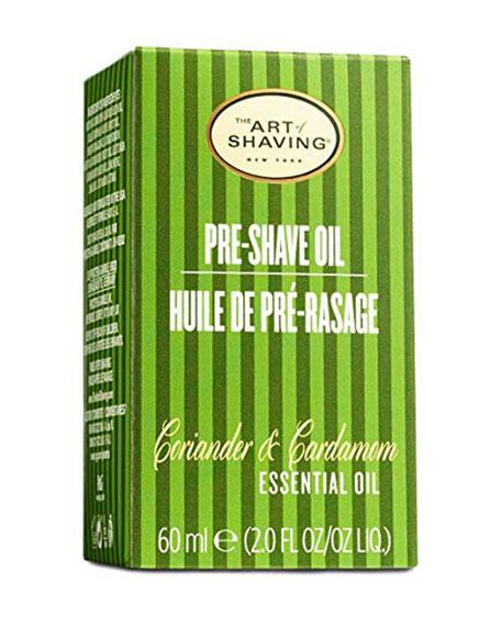 The Art of Shaving Pre-Shave Oil Coriander & Cardamom, 2 oz./ 60 mL