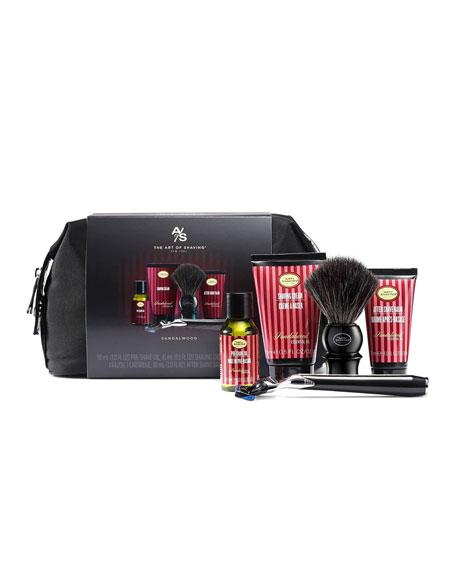 The Art of Shaving Morris Park Travel Kit, Sandalwood