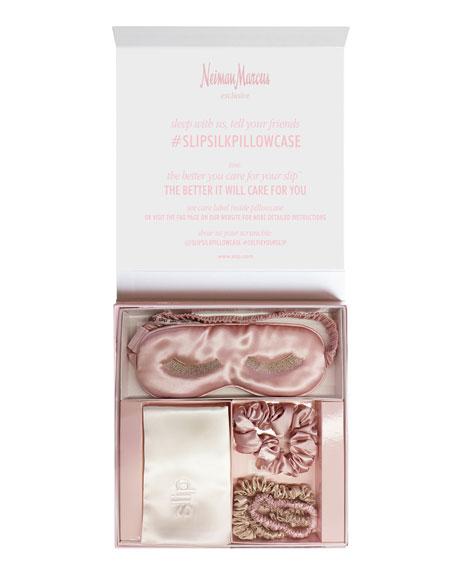 Slip Silk Ultimate Beauty Sleep Gift Set, Neiman Marcus Exclusive