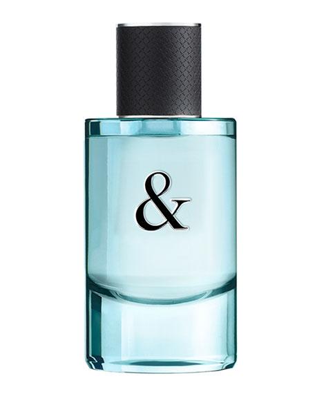 Tiffany & Co Tiffany & Love Eau de Toilette for Him, 1.6 oz./ 50 mL