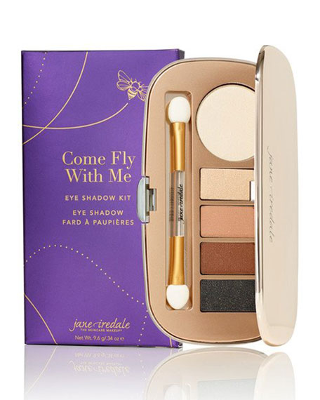 Jane Iredale Come Fly With Me Eye Shadow Kit