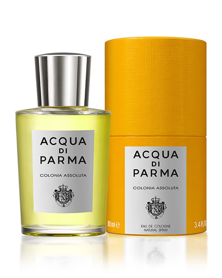 Colonia Assoluta Eau de Cologne, 3.4 oz./ 100 mL