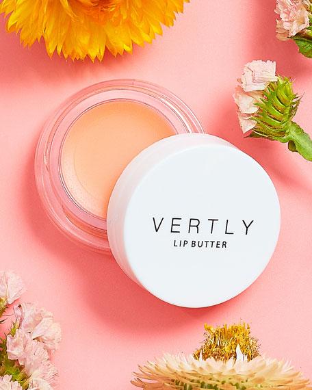 Vertly Rose Lip Butter, 0.2 oz.