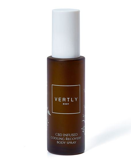 Vertly Cooling Recovery Body Spray, 2 oz.