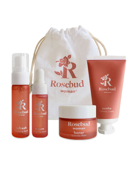 Rosebud Woman The Ritual - Travel Size